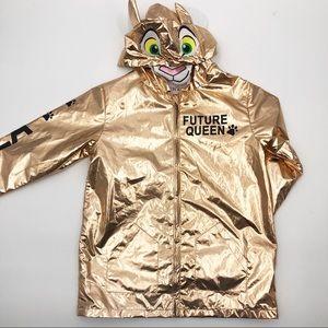 Disney Lion King Future Queen Nala Rain jacket L